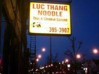 Luc Thang Noodle